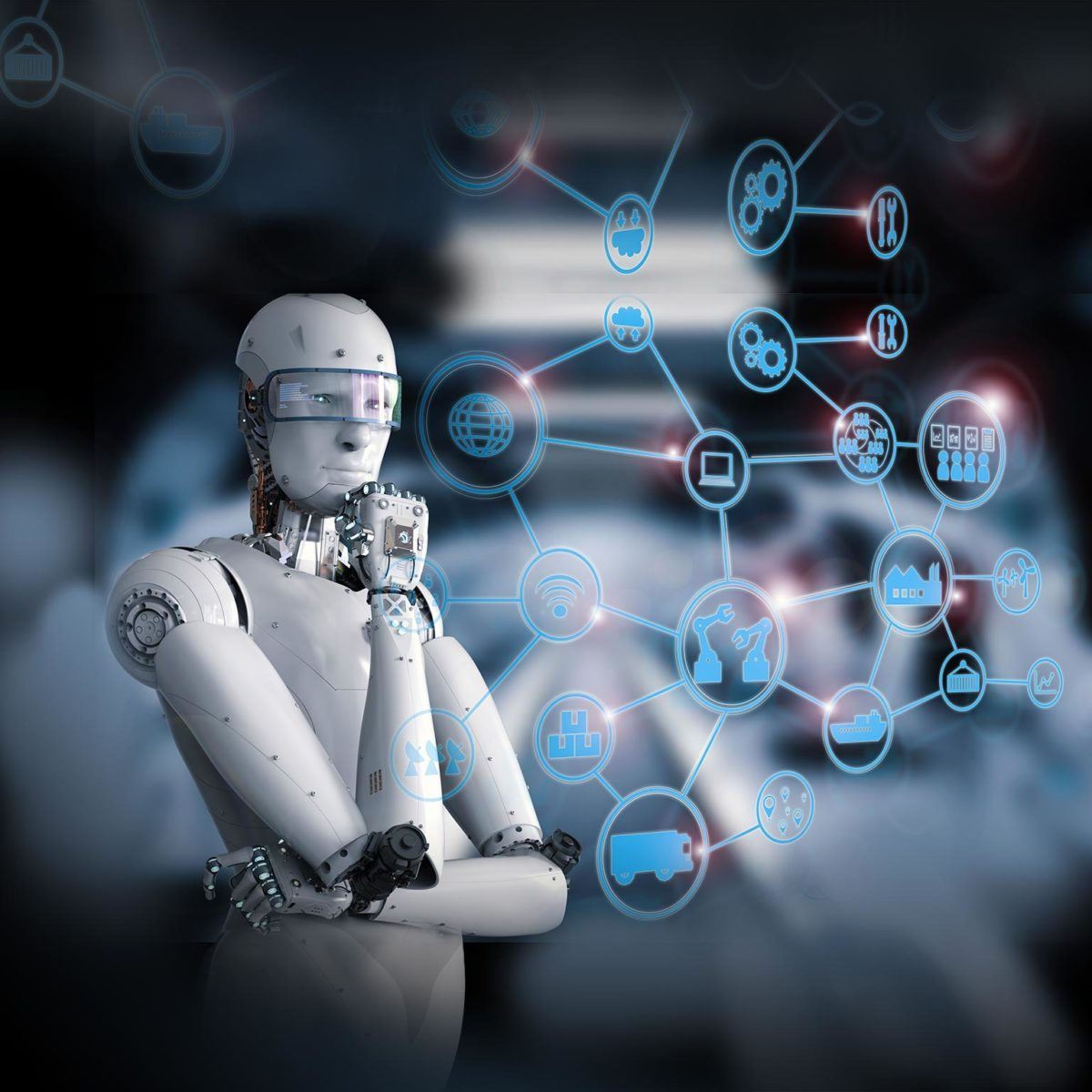 Smart 10 Artificial Intelligence Technologies With Application