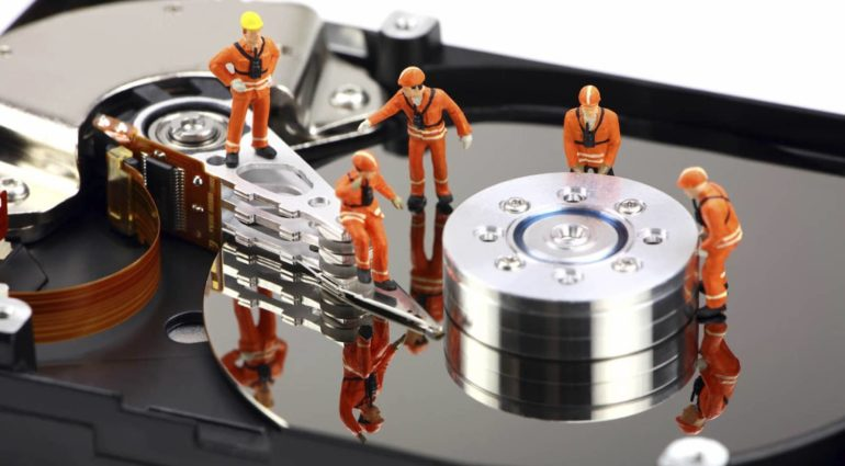 Steps For Laptop Data Recovery at Home